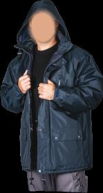 Kurtka ocieplana Reis Alaska, rozmiar XXL, granatowy