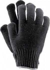 Rękawice ocieplane Reis RDZO, rozmiar 10, czarny
