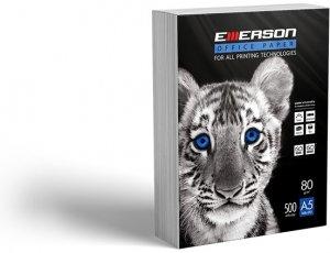 Papier ksero Emerson Office Paper, A5, 80g/m2, 500 arkuszy, biały