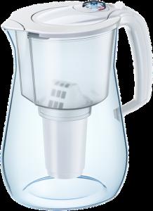 Dzbanek filtrujący Aquaphor Provence, 4.2l, biały + wkład Aquaphor A5 Mg 2+