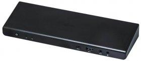 Stacja dokująca i-tec USB 3.0 / USB-C / Thunderbolt 3 Dual Display + Zasilacz 100W