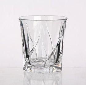Szklanki do whisky Altom Design Jack, 330ml, 6 sztuk, przezroczysty