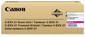 Bęben Canon 0458B002 (C-EXV21M), 53000 stron, magenta (purpuorwy)