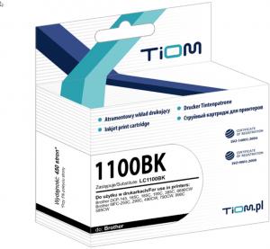 Tusz Tiom Ti-B1100/980BK LC-1100 BK (LC1100BK), 450 stron, black (czarny)