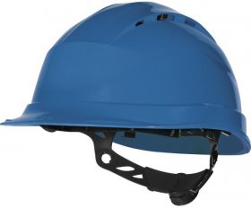 Hełm ochronny Delta Plus Quartz Up IV, niebieski