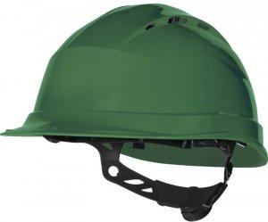 Hełm ochronny Delta Plus Quartz Up IV, zielony