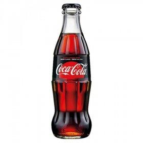 Napój gazowany Coca-Cola Zero, butelka bezzwrotna, 0.33l, 12 sztuk