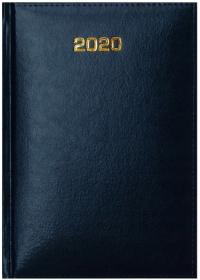 Kalendarz książkowy Bladek 2020, A5, tygodniowy, 64 kartki, granatowy