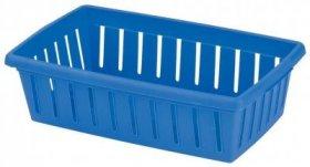 Koszyk Curver K-4, 364x278x110mm, niebieski