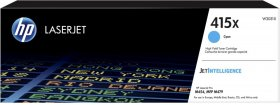 Toner HP 415X (W2031X), 6000 stron, cyan (błękitny)