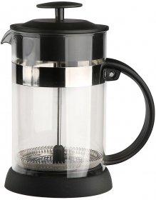 Zaparzacz tłokowy do kawy i herbaty Altom Design, 1l, szkło, przezroczysty