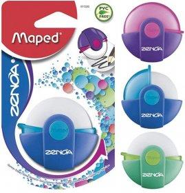 Gumka obrotowa Maped Zenoa, 1 sztuka, mix kolorów