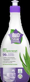 Płyn do naczyń  BioStar, ekologiczny, aloes, 700 ml