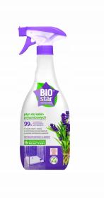 Płyn do mycia kabin prysznicowych BioStar, ekologiczny, lawendowy, 700 ml