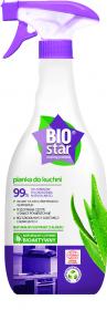 Pianka do czyszczenia kuchni BioStar, ekologiczna, aloes, 700ml