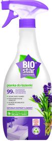 Pianka do czyszczenia łazienki BioStar, ekologiczna, lawendowy, 700 ml