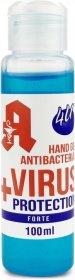 Żel antybakteryjny do rąk 4U, 60% alk., 100ml (c)