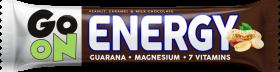Baton Sante Go On Energy, orzechowo-karmelowy, 50g