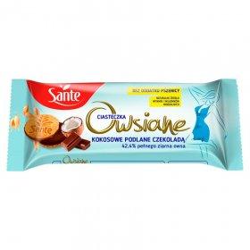 Ciasteczka owsiane Sante, kokosowo-czekoladowy, 170g