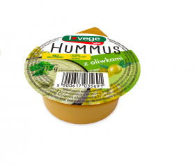 Hummus z oliwkami Sante Lovege, 115g