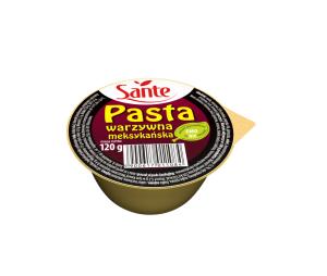 Pasta warzywna Sante Meksykańska, 120g