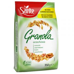 Granola Sante, orzechowa, 350g