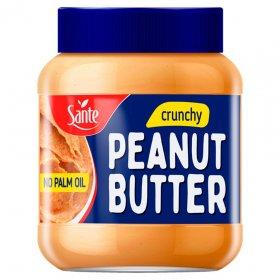 Masło orzechowe Sante Peanut Butter Crunchy, 350g