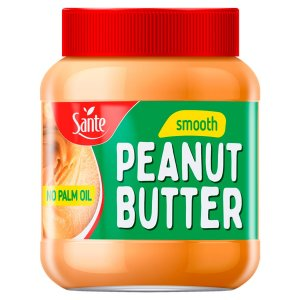 Masło orzechowe Sante Peanut Butter Smooth, 350g