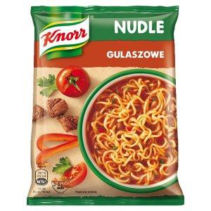 Zupa Knorr nudle, gulaszowa, 64g