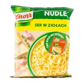 Zupa Knorr nudle, ser w ziołach, 61g