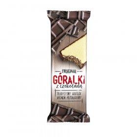 Wafelek Góralki, czekoladowy, 50g