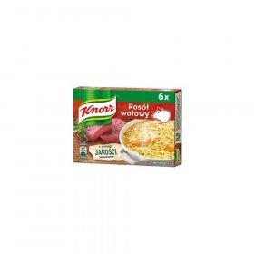 Bulion w kostkach Knorr, wołowy, 60g