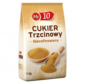Cukier trzcinowy My10 , 1kg