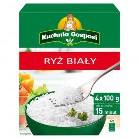 Ryż Kuchnia Gosposi, bialy, 4x100g