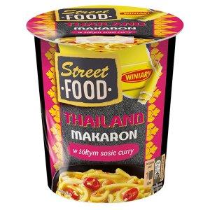 Danie w 5 minut Winiary Thailand, makaron w sosie curry, kubek,  51g