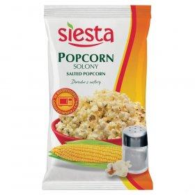 Popcorn Siesta, solony, do mikrofalówki, 90g