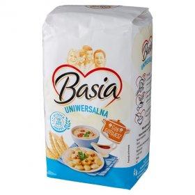 Mąka Basia, uniwersalna, typ 480, 1kg