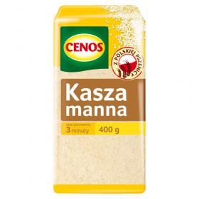 Kasza manna Cenos, 400g