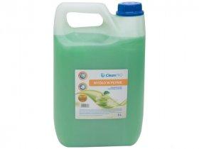 Mydło antybakteryjne CleanPRO Premium, konwaliowy, zapas, 5l (c)