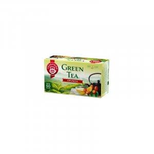 Herbata zielona smakowa w torebkach Teekanne Green Tea Opuncja, opuncja, 50 sztuk x 1.65g