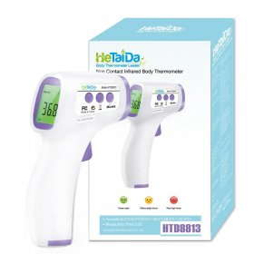 Termometr bezdotykowy HeTaiDa, HTD8813/8808C (c)