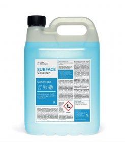 Płyn dezynfekujący do powierzchni Liquid Technologies Surface Viruclean, 5l (c)