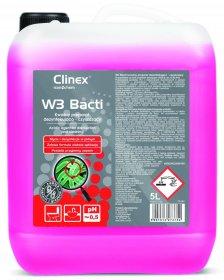 Preparat dezynfekująco-czyszczący Clinex W3 Bacti, 5l (c)