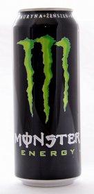 Napój energetyczny Monster Energy, puszka, 500ml
