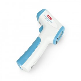 Termometr bezdotykowy UNI-T UT300-R, biało-niebieski