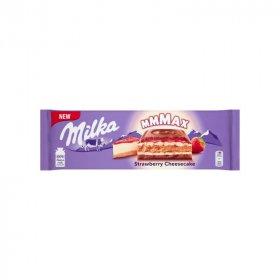 Czekolada Milka, Strawberry Cheesecake, 300g