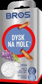Dysk na mole Bros, lawendowy, 1 sztuka