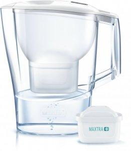 Dzbanek filtrujący Brita Aluna, 2.4l, biały + wkład Maxtra+ Pure Performance