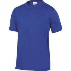 T-shirt Delta Plus Napoli, 100% bawełny, gramatura 140g, rozmiar M, niebieski