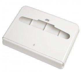 Dozownik do nakładek sedesowych Tork 344080, biały